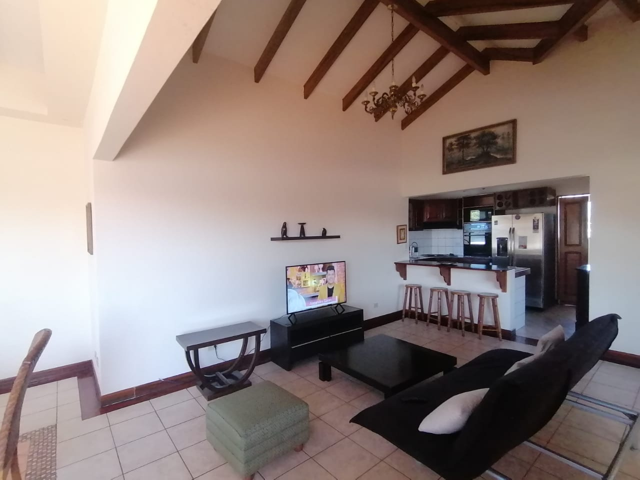 #2161 For rent full furnished apartment in Escazu