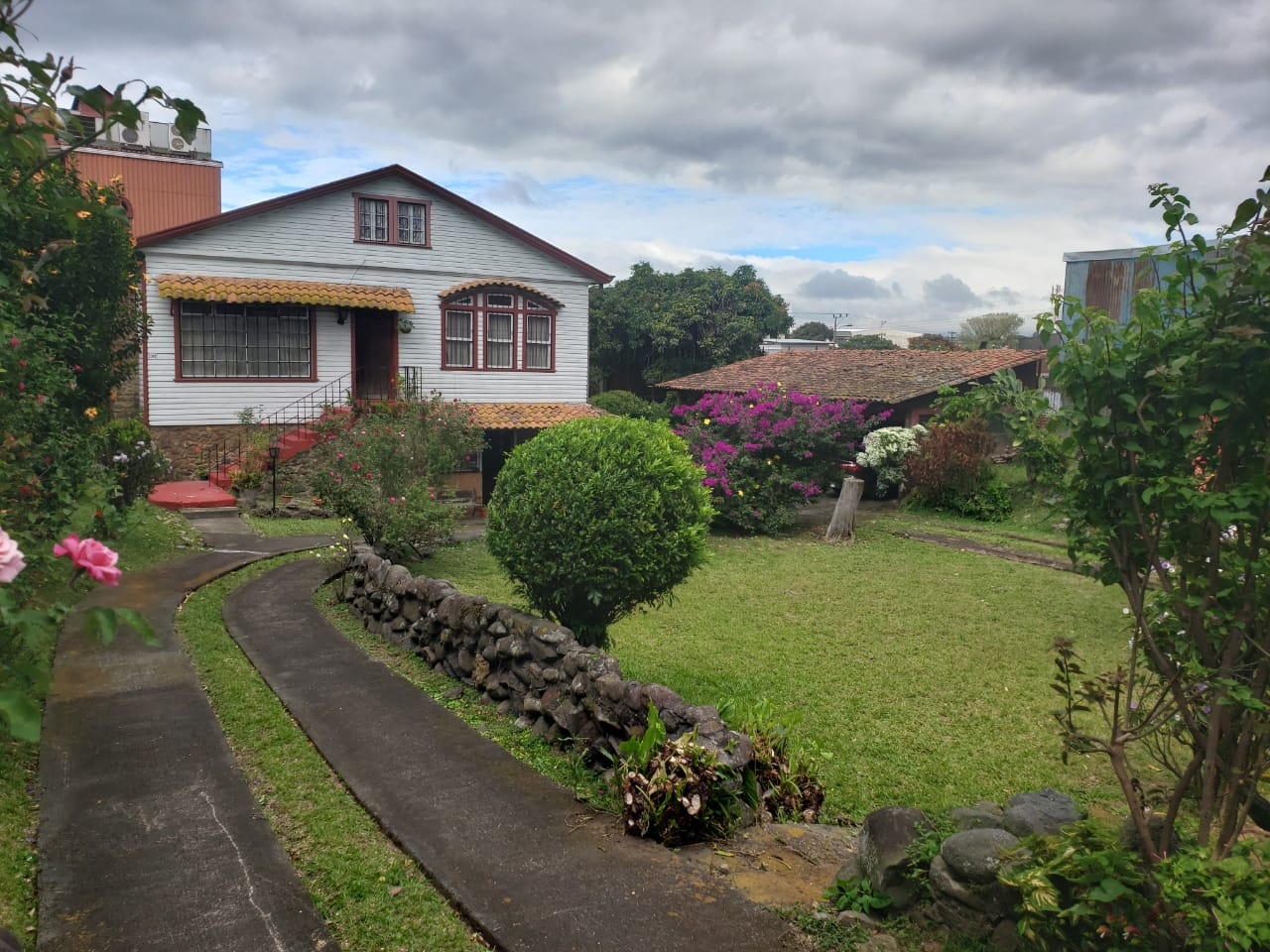 504 For Sale House in San José, Barrio Pithaya – Use of mixed soil, ideal for developing