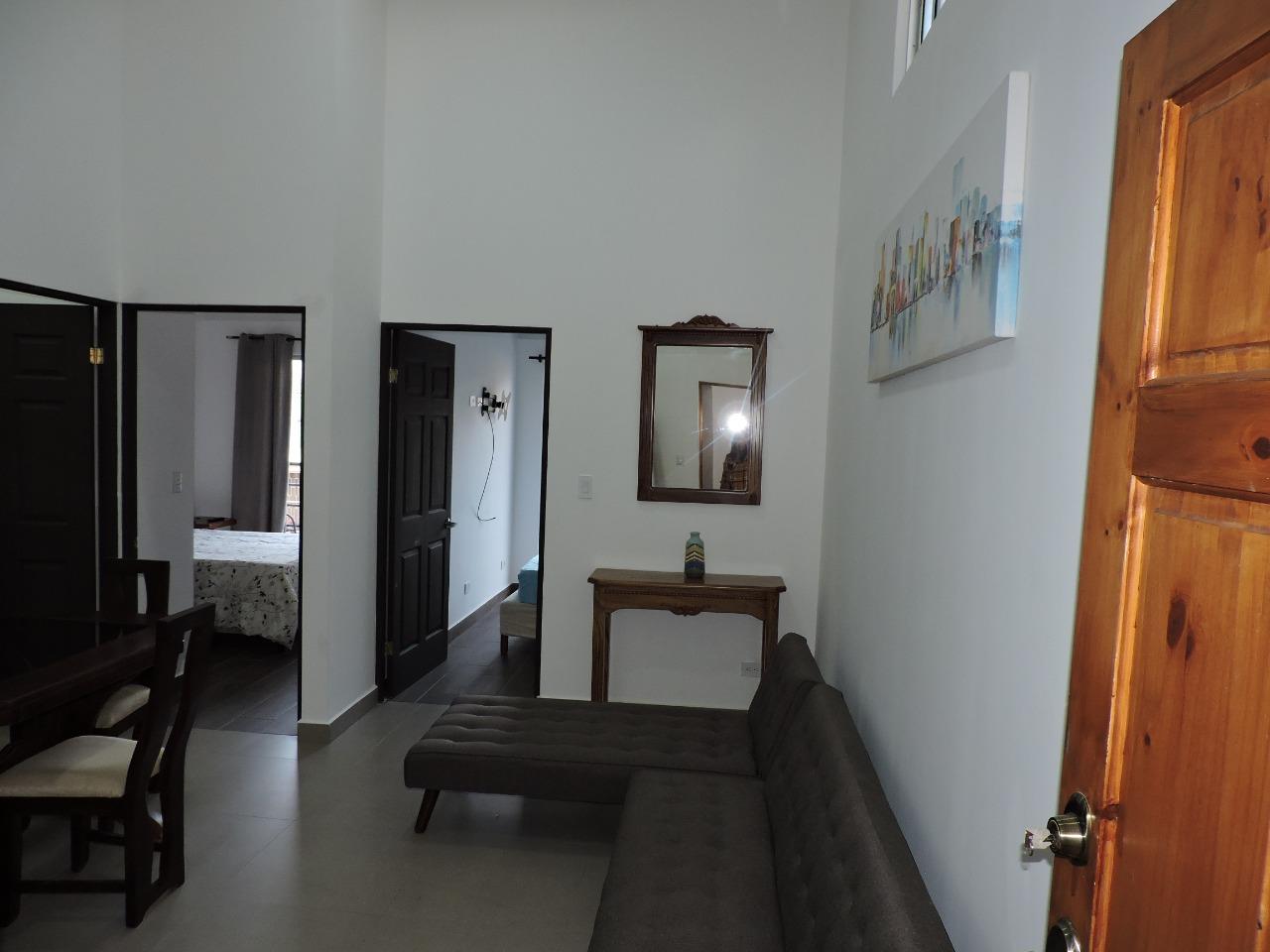 2081 Se alquila apartamento nuevo con o sin muebles  a 500 Metros del Parque La Sabana