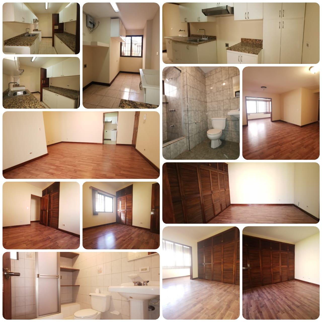 # 2222 Alquilo lindo apartamento en planta baja en La Uruca