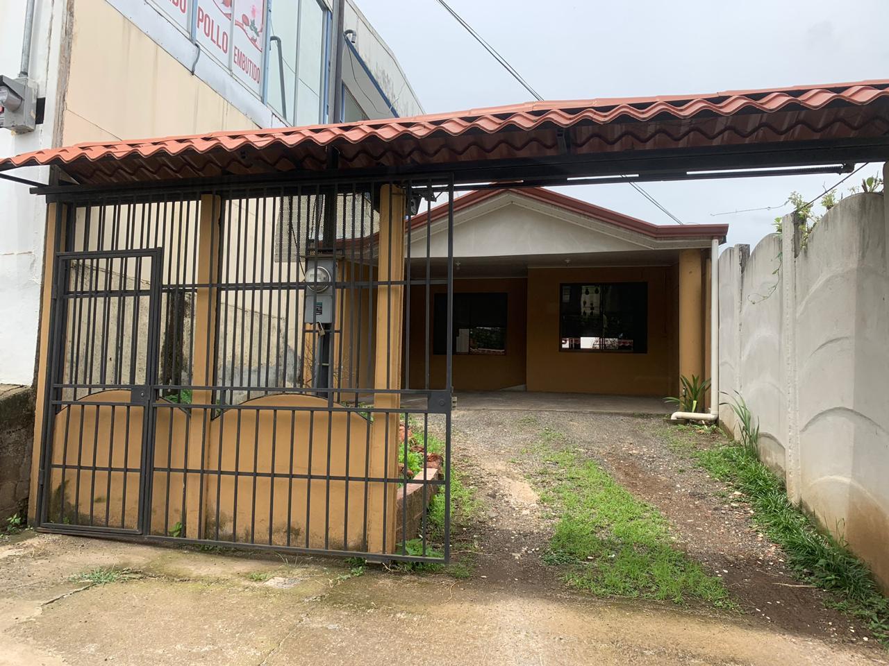 668  Casa de un nivel en Desamparados de Alajuela