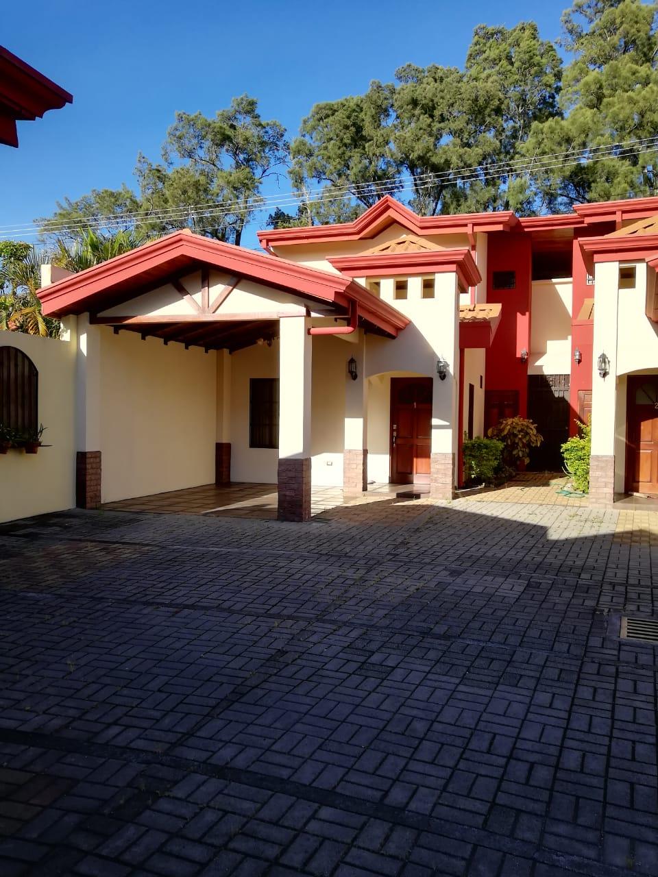 #2193 Alquiler de apartamento totalmente amueblado en Heredia