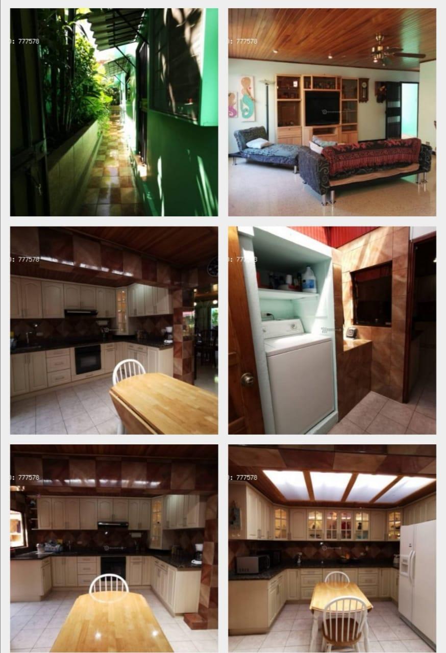 2240 Vendo Casa una planta en Rohrmoser..