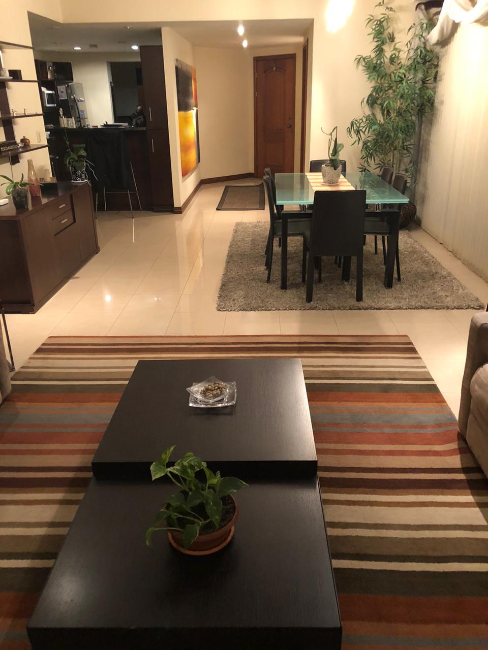 2263 Se alquila apartamento en la Sabana 200m2