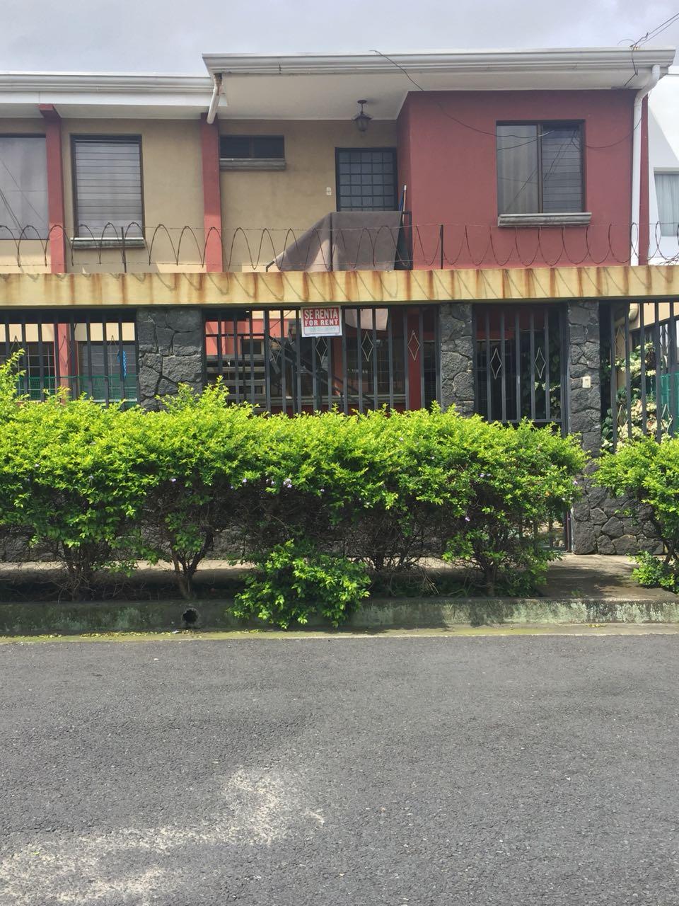 2283 Casa una sola Planta en Sabana Sur