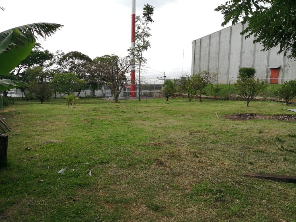 2432 Lote Industrial de 3830 m2 en Santo Domingo
