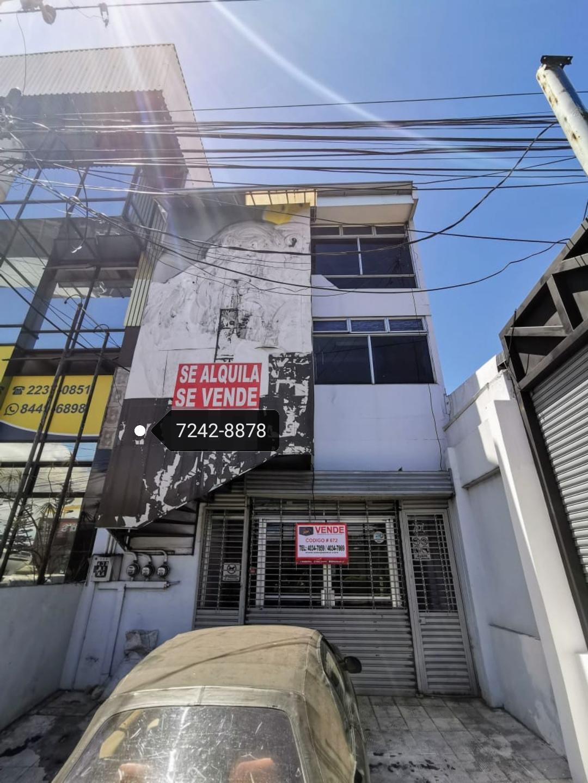 672 Edificio Comercial en el Centro de Heredia