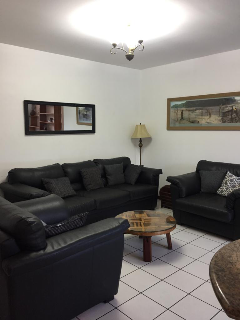2461 Se Alquila apartamento amueblado en Sabana Oeste