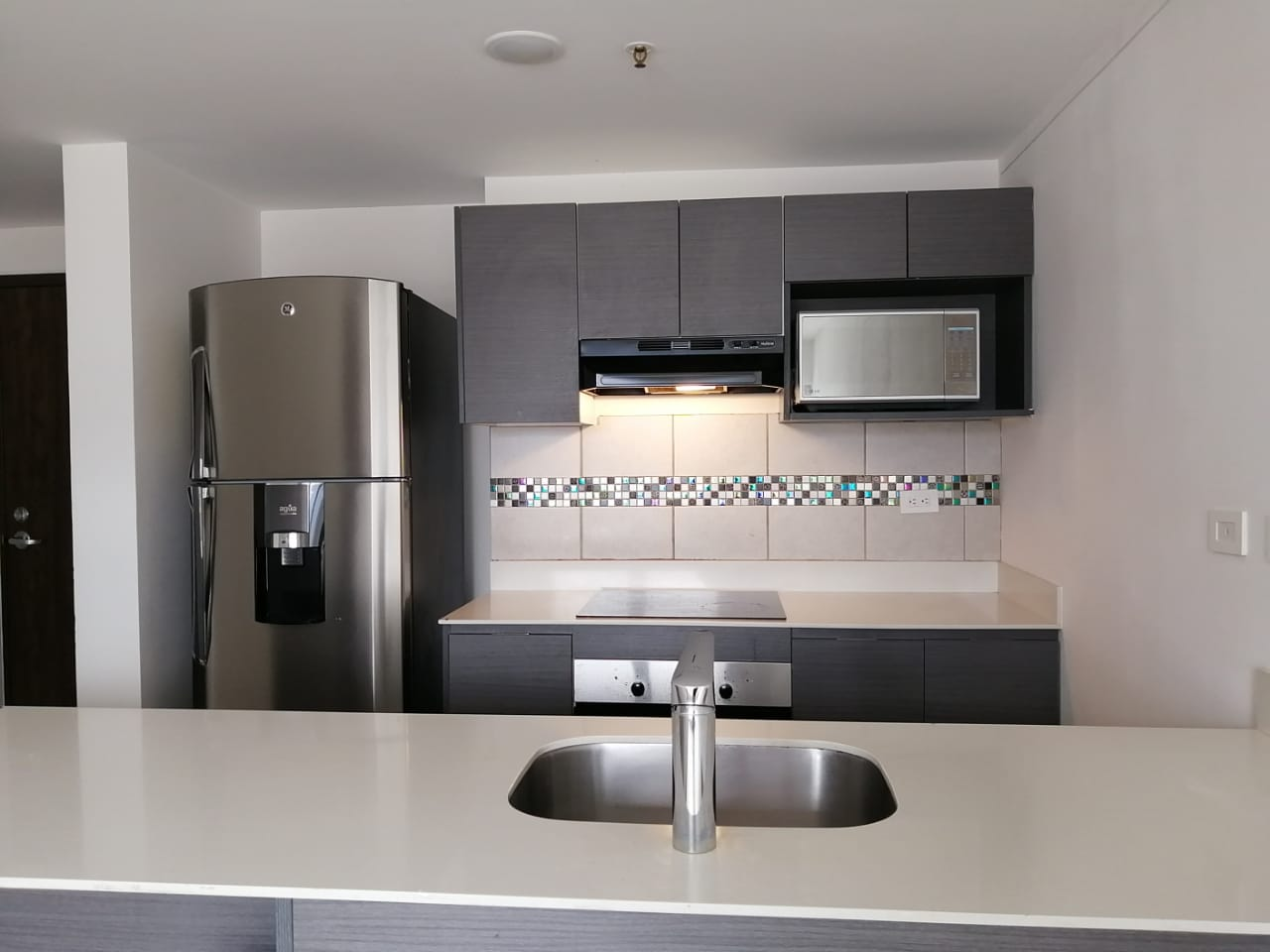 2463 For Rent 2 bedroom apartment semi-furnished