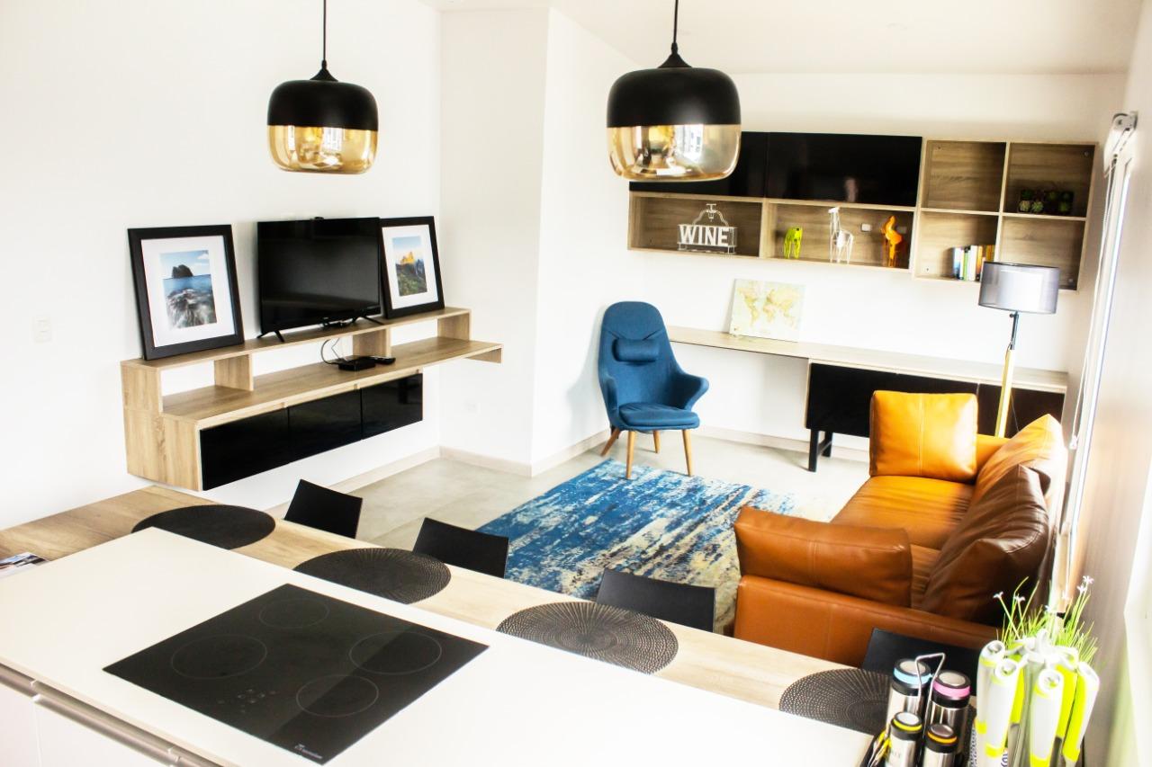 2458 Se alquila apartamento a estrenar en La Uruca, cerca del Lagar.