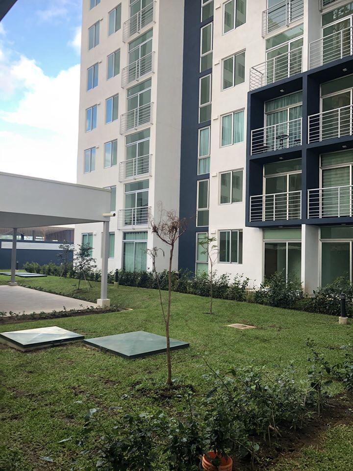 2538 Bello Apartamento en Torre Bambú Rivera en Tibas, a Estrenar
