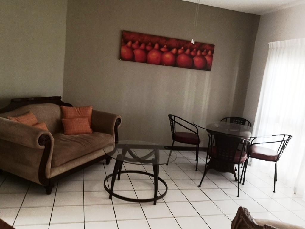 2631 Se Alquila apartamento amueblado en Pozos de Santa Ana