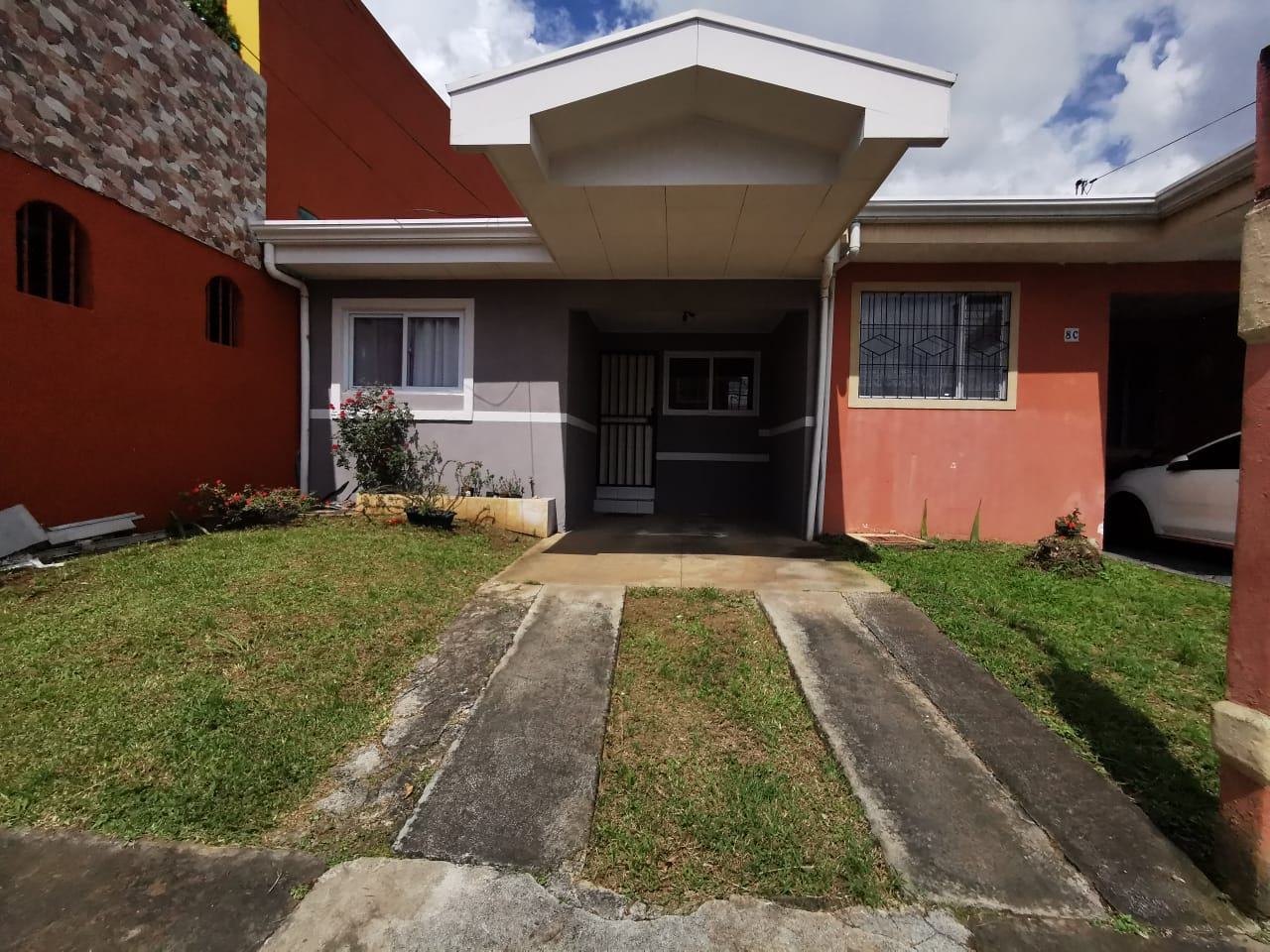 2617 Se vende casa una Planta en Heredia. Una Planta