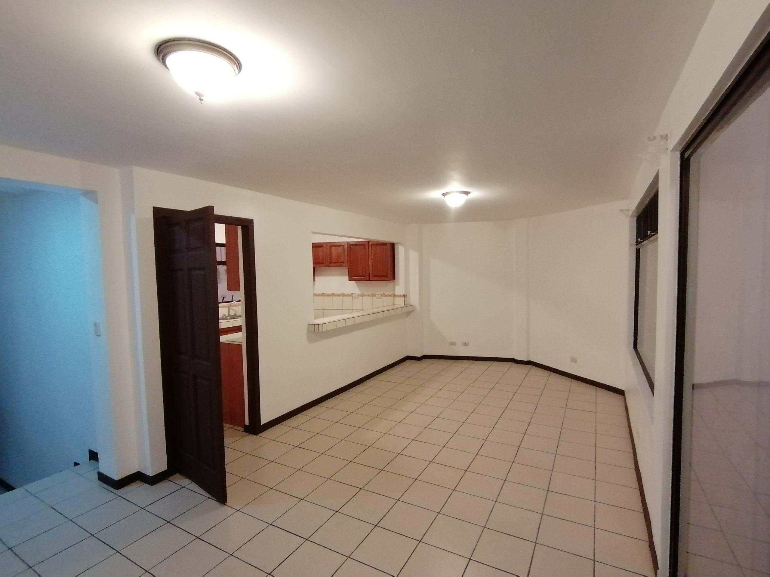 2601 Se Alquila apartamento dentro de Residencial en La Uruca