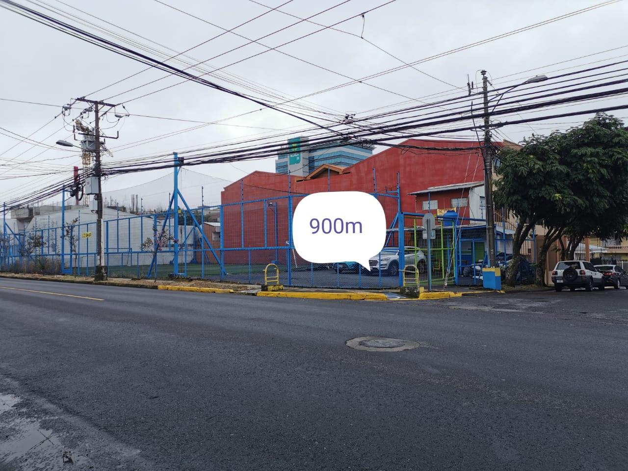 2596 Lote para desarrollar en Sabana Sur