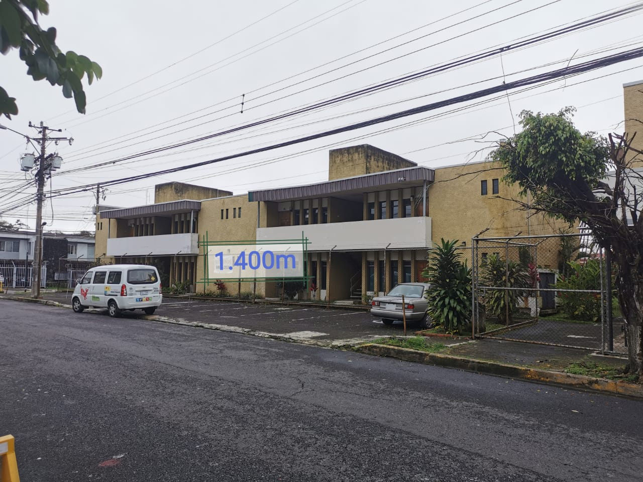 2597 Edificio de Apartamentos en sabana sur