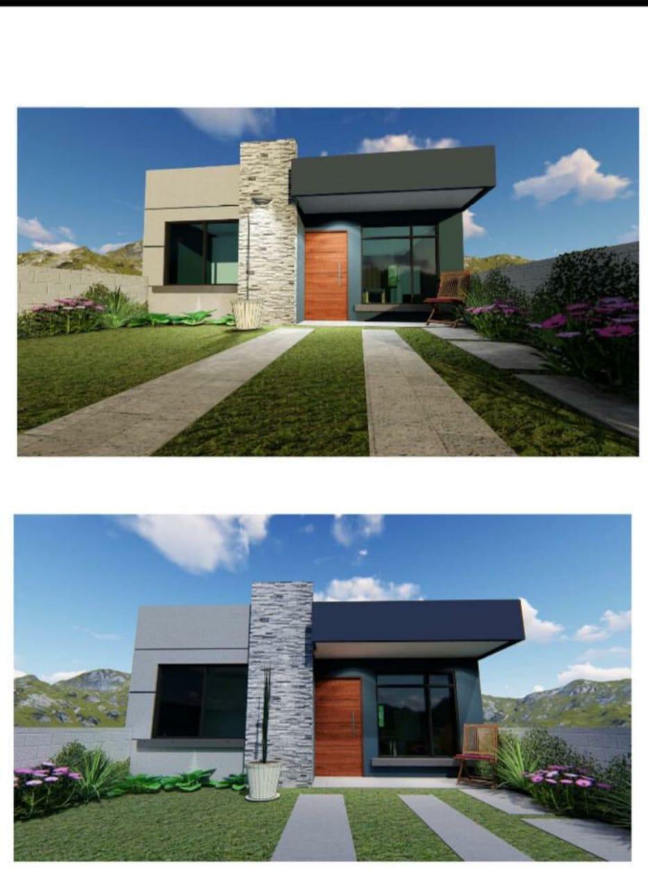 2604 Casa nueva de oportunidad en Santa Barbara de Heredia