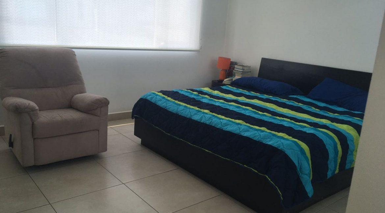 Foto Dormitorio principal casa Barlovento