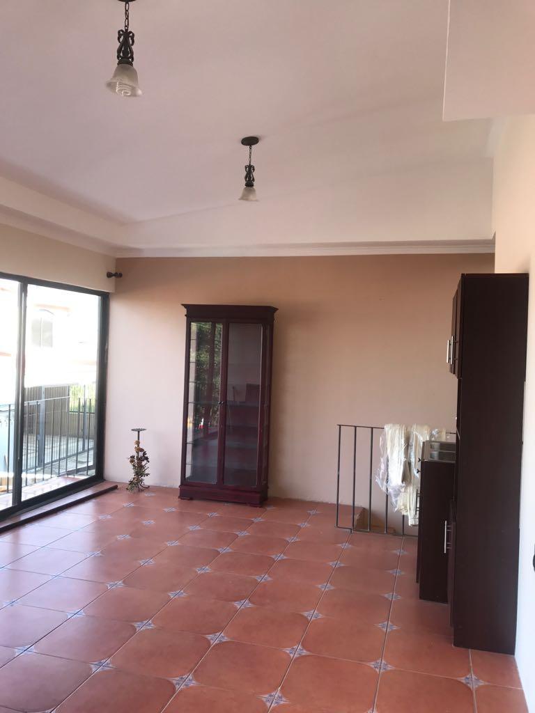 2753 Se alquila apartamento pequeño en San Pablo de Heredia