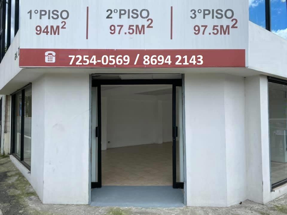 2851 Se alquilan locales comerciales u oficinas.