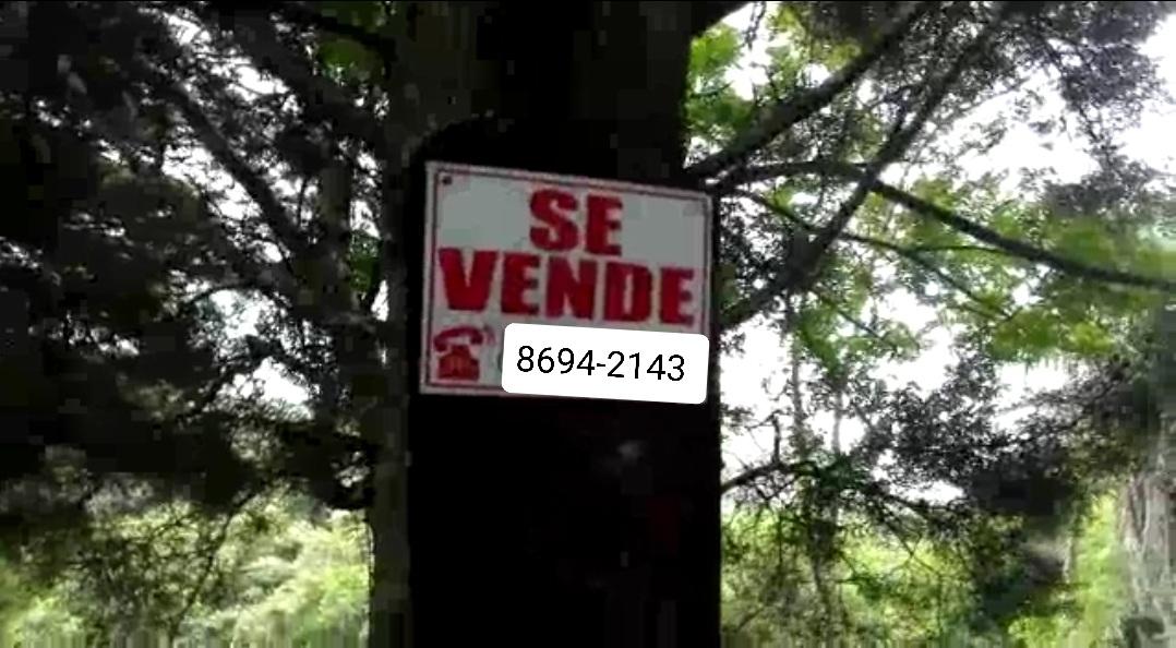 2825 Se vende lote en Monteverde.