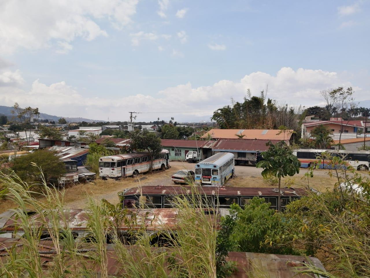 657 Se Vende Edificio en San Rafael de Escazu