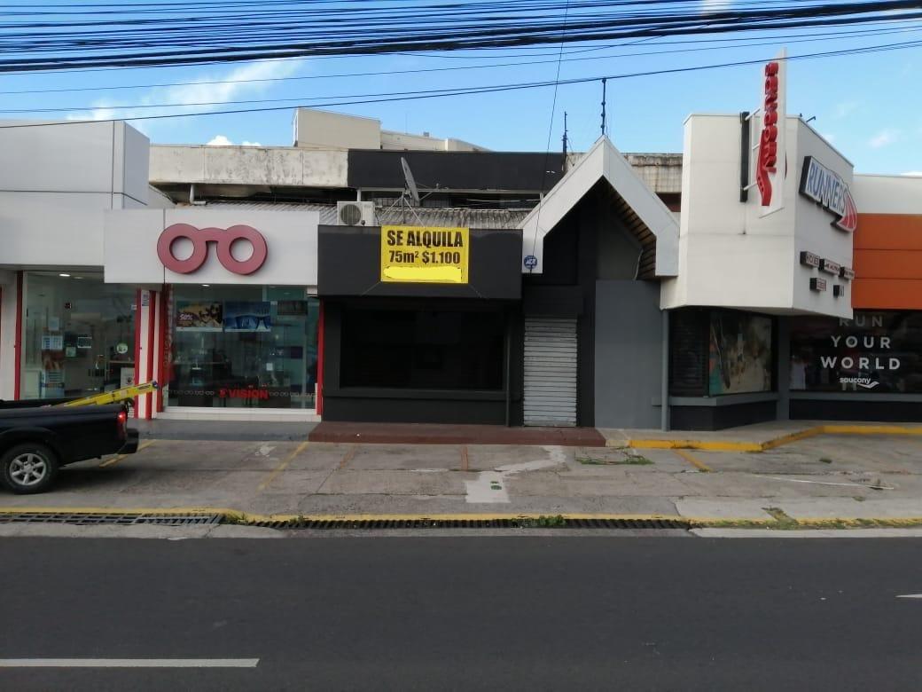 2996 Se Alquila Local Comercial Sobre la Principal de Pavas