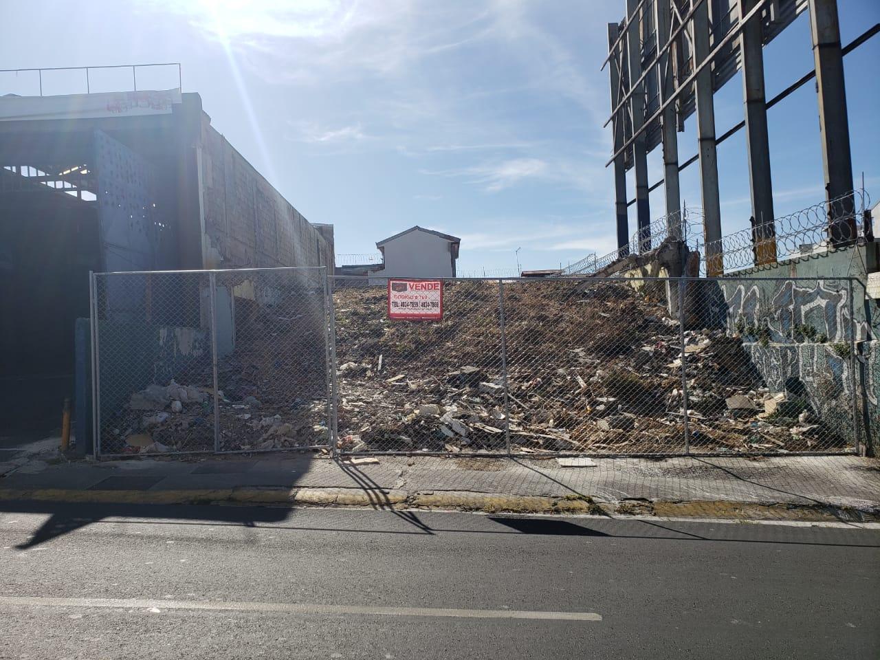 769 Se Vende lote con uso mixto en La Merced, San José