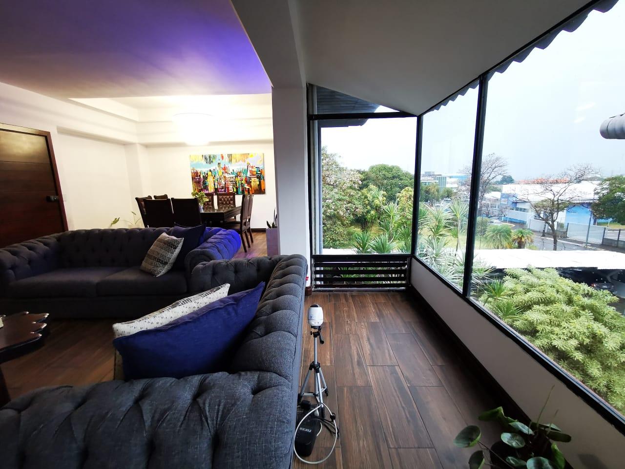 3115 Se alquila lindo apartamento en la Uruca, cerca del ICT.